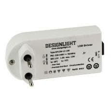 Designlight LED Trafo Ljusskena plug–in