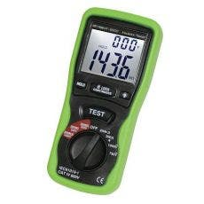 Isolationstestare med multimeter Elma DT 5500