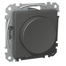 Exxact Dimmer LED uni 400W antracit
