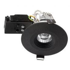 Designlight D-L4004B Downlight LED 4W svart