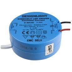 Designlight D-MA9R LED Drivdon