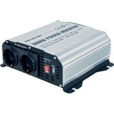 Omformare Pure Sine Wave Power Inverter 1500w 12V