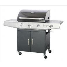 Gasolgrill Trend Style Black 3000