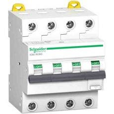 Schneider Electric Personskyddsbrytare iC60 4P 10A