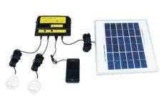 "Sunwind Solar Power Kit ""Mobiltelefonladdare"""